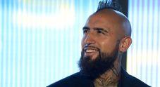 Vidal, multa per evitare il carcere: «Aggressione con bottiglia di vodka»