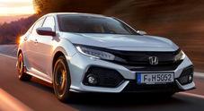 Honda Civic, torna il diesel: in arrivo il 1.6 i-DTEC evoluto da 120 cv