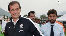 Allegri lascia la Juve, scatta il toto-allenatore