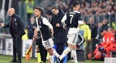 Juve-Milan la partita della 12esima giornata con più interazioni su Twitter, Dybala e Cristiano Ronaldo i più menzionati
