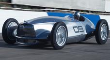 Infiniti Prototype 9, a Pebble Beach il futuro del marchio in una show car del passato