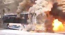Il momento dell'esplosione Video
