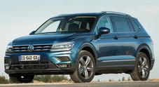 VW Tiguan Allspace, comfort a 7 posti: 20 cm in più, motori 2.0 TDI e dotazioni generose