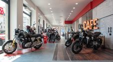 Honda Point compie 20 anni, rinnovato lo showroom di Milano con più spazio e più moto