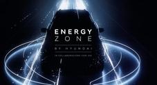 "Hyundai presenta la ""Energy Zone"" con la Kona elettrica alla Design Week"