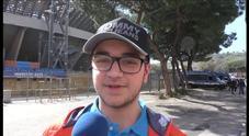Napoli-Udinese, la voce dei tifosi