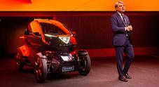 De Meo: «L'efficienza della mobilità il futuro di Seat»
