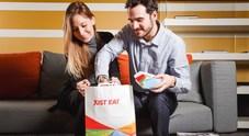 Napoli premia Just Eat. Ma il panuozzo è il piatto più trendy in tutta Italia