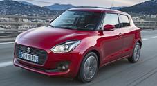 Suzuki rilancia con le ibride a Gpl: Swift, Baleno e Ignis ora anche bifuel