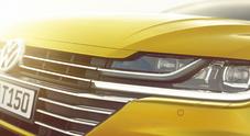 Volkswagen Arteon, sotto i riflettori di Ginevra la nuova granturismo di Wolfsburg