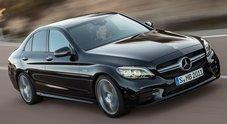 Mercedes AMG C 43, crescono prestazioni e piacere di guida. Trazione 4Matic evoluta e nuovo cambio