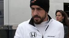 McLaren: «Alonso correra in Malesia. Telemetria ok, ricorda sterzo pesante»