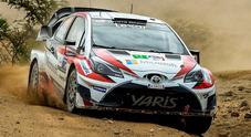 WRC, in Portogallo Toyota schiera la 3^ Yaris con Lappi. Per Paddon un nuovo navigatore