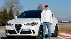 Raikkonen e Giovinazzi si immergono nel mondo Alfa Romeo