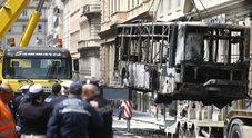 Da gennaio 10 mezzi Atac in fiamme