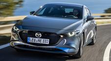 Mazda3, la missione è distinguersi: comfort massimo e sicurezza da primato