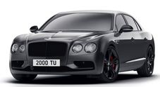 Bentley Flying Spur V8 S Black Edition, il lusso vero ma sportivo