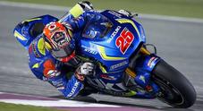MotoGP, nelle libere vola Vinales, Marquez 3°. Rossi e Lorenzo fuori dai primi 10