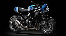 Suzuki al Motor Bike Expo da protagonista. Tre aree distinte per cafe racer, corse ed enduro-tourer