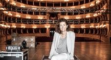 I sogni di Barbara Minchetti dallo Sferisterio: «Federer e una lirica fuori schema»