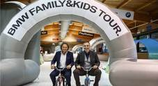 Bmw Family&Kids Tour, a formare i piccoli automobilisti di domani ci pensa la casa bavarese