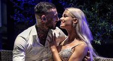 Mercedesz Henger e Lucas Peracchi, love story alla luce del sole