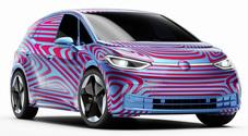 Volkswagen, la debuttante elettrica si chiamerà ID.3. Autonomia fino a 550 km e meno di 30mila euro il prezzo