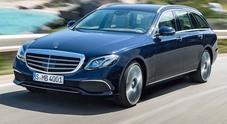 Mercedes Classe E wagon, si rinnova la familiare che è una certezza da oltre trent'anni