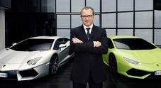Domenicali (Lamborghini): «Con Urus nuove sfide. Il nostro sport utility sarà una vera Lambo»