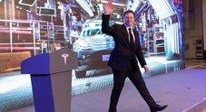 Tesla vale quanto GM e Ford insieme. Il gioiello delle auto elettriche di Musk vale oltre 80 mld di dollari