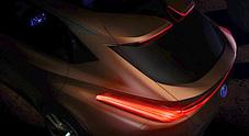 Premiere Lexus a Detroit per nuovo crossover top di gamma. LF-1 Limitless vuole ridefinire standard del lusso