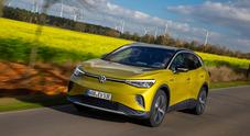 ID.4, arriva il Suv elettrico secondo Volkswagen
