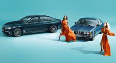 BMW Serie 7, per il 40° compleanno un'edizione speciale in 200 esemplari