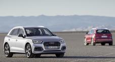 Audi chiude il 2017 con 1.878.100 vetture immatricolate. Grande successo della gamma Q