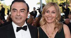 La fuga di Ghosn: alla bella moglie Carole il ruolo di bond-girl