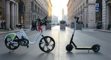 Monopattini elettrici come le bici, da oggi il via libera in tutta Italia
