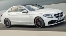 Mercedes Classe C, arriva la AMG: ha un nuovo cuore da vera GT