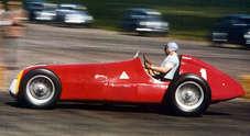 Show di Biscione e Quadrifoglio, due vere gemme del motorsport Alfa Romeo