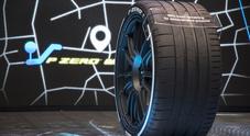 """PZero, pneumatico intelligente: il Pirelli """"Connesso"""" tiene sotto controllo pressione e stato di usura"""