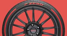 Pirelli PZero, personalizzati e molto chic ecco gli pneumatici di tutti i colori