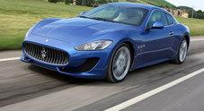 Maserati GranTurismo Sport: il massimo di stile e prestazioni/Fotogallery