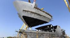 Fincantieri: costruirà altre quattro navi extra lusso per Msc crociere