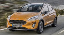 Fiesta Active, la compatta di successo Ford si trasforma in Crossover