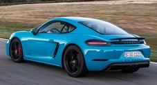 Nuova Porsche 718 GTS, emozioni da supercar. Boxster e Cayaman trasmettono adrenalina pura