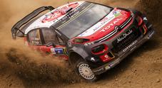 WRC, nel rally di Corsica Citroen schiererà tre C3 Plus: Meeke, Breen e Lefebvre ad armi pari