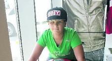 Christopher, piccolo eroe sorridente  sconfitto dal male a 11 anni