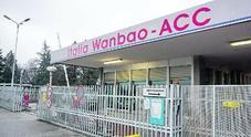 Wanbao, niente accordo: la multinazionale cinese licenzia 90 lavoratori