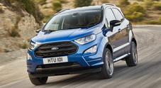 Il piccolo grande Suv. Ford lancia il nuovo EcoSport: agile, spazioso e con tanta capacità di carico