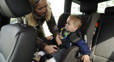 Ecco il seggiolino auto che mette a rischio la vita dei bambini: Chicco richiama il modello