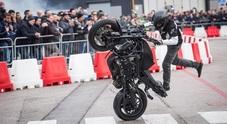 A Mondomotori show sono previste evoluzioni di moto e corse di auto